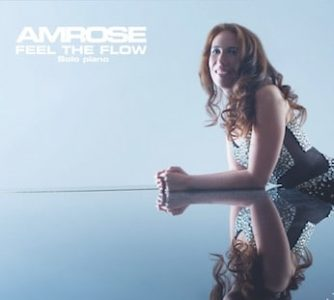 amrose - feel the flow - cd cover